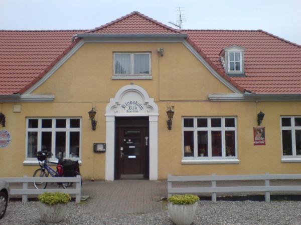 Bild: Historischer Kro Viborg Heerweg/Ochsenweg Dänemark Fahrrad Amelix