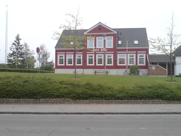 Bild:Hotel Pauli in Vojens Fahrrad Dänemark Amelix