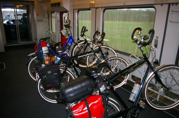 Bild: Bremen Hamburg Fahrrad Amelix