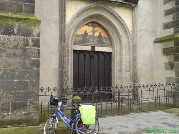 Bild: Fahrrad Elbe Radweg Amelix