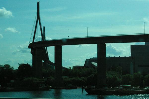 Brücke von HST nach RÜG