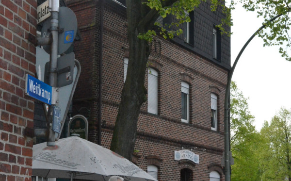 Bild: Jakobsradweg Münster Fahrrad Amelix