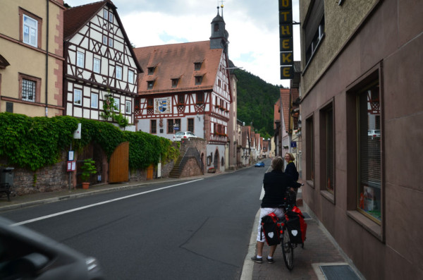 Bild: Mainradweg Fahrrad Amelix